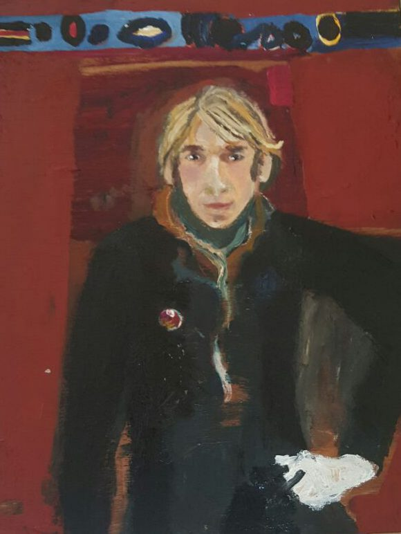 Tatjana Naaf von Sass, Portrait Arnd Schimkat, 2015
